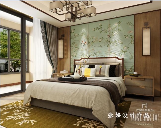 重慶別墅裝修效果圖 尚層裝飾作品